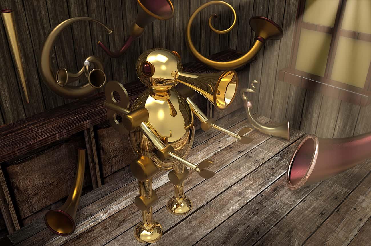 peep-bot (2)-min | 🎬 Видео ролики / Катсцены  / 3D модели / Анимация