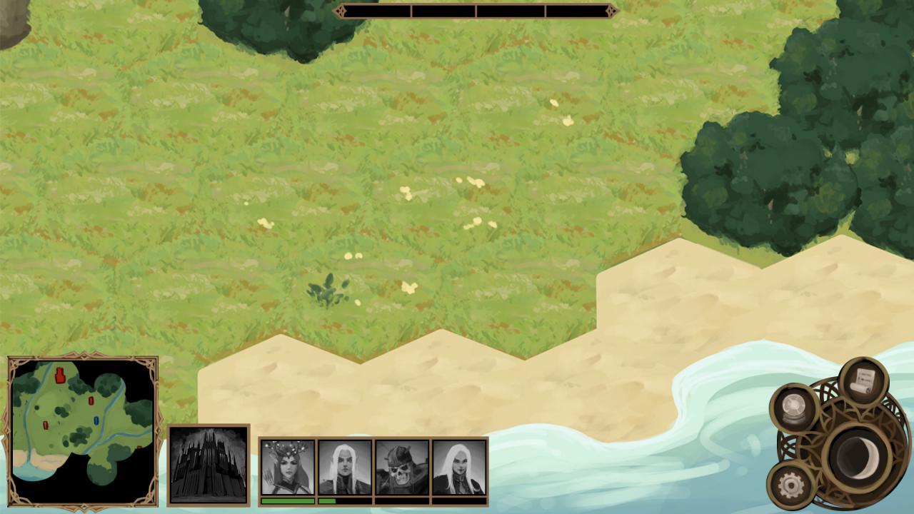 MainGameScreen | Ищу Unity-разработчика на инди-проект Magic, word & Sword