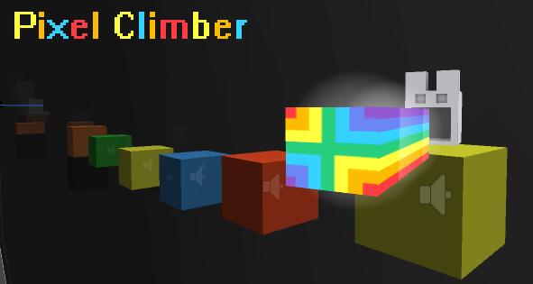 Pixel Climber   Pixel Climber