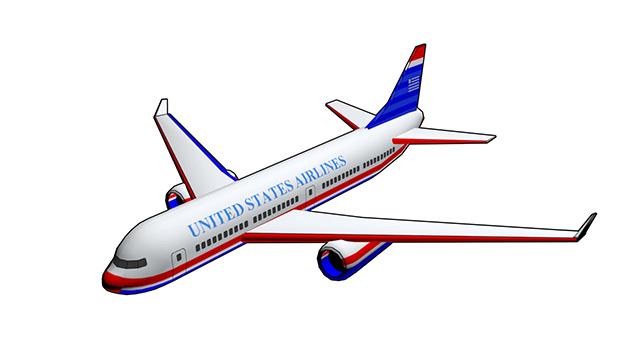 plane | 3d моделлер