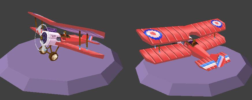 PlaneRender | Ducat и 3D - понятия несовместимые...