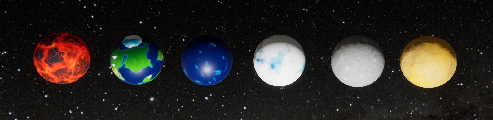 planets | Текстура планеты. Хотел как лучше...