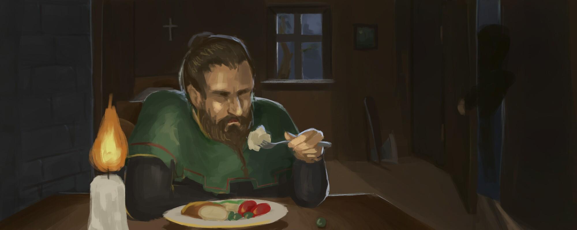 Ужин | Собираю команду