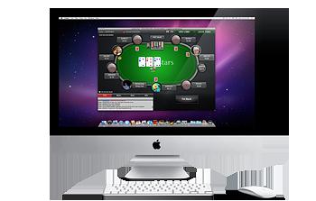 """Poker-Stars-Cocoa-Mac   PokerStars разрабатывает клиент для игры в онлайн покер на """"Мак"""" – Cocoa Mac."""