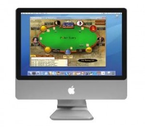 """PokerStars-Cocoa-Mac   PokerStars разрабатывает клиент для игры в онлайн покер на """"Мак"""" – Cocoa Mac."""