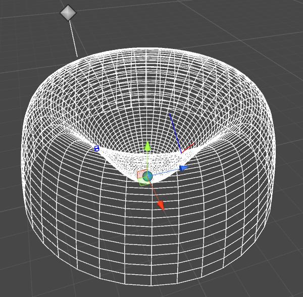 polysurface2 | Как найти пересечение луча с телом вращения, заданным полиномом