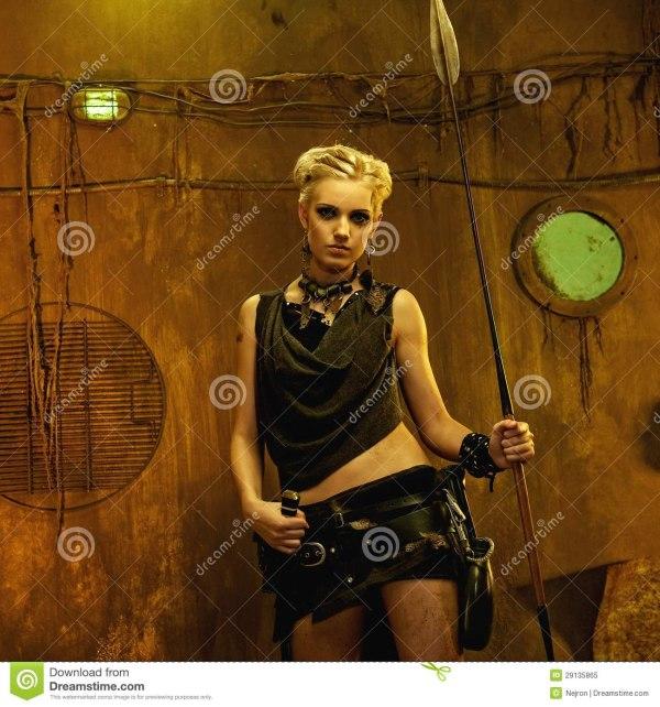 post-apocalyptic-tribal-woman-shelter-29135865 | Дикие кошки пустоши [18+] [Fallout] [Пошаговая] [Женщина-протагонист]