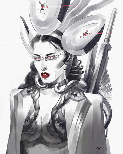 Girl55 | 2D artist. Character/GUI/Environment