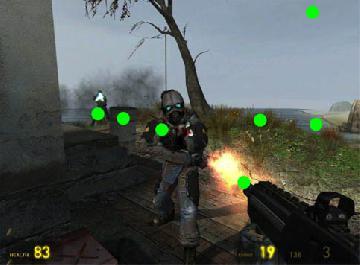 Виртуальные источники звука в Half-Life 2