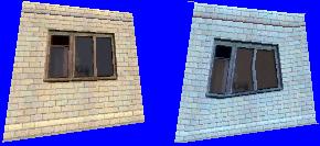 perspective correct rasterization bug