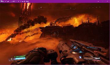 Doom on FrameGraph
