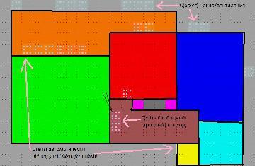 Conflict - Пример карты