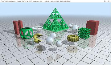 Ray tracing DX12