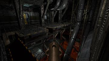 AngieEngine Doom3 map enpro