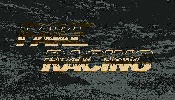 Fake Racing Logo