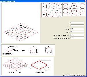 Isometric and Hexagon