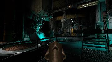 AngieEngine Doom3 map enpro2
