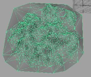 Оригинальный меш | Создание моделей ландшафтов