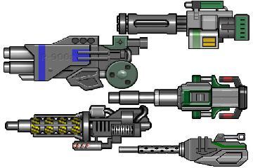 WeaponsB