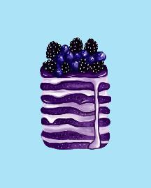 Панкейки (серия сладостей)