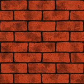 Сгенерированные кирпичи brick4