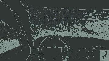 Fake Racing - interior 1