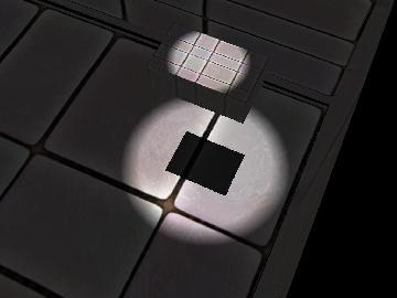 shadowmap + light