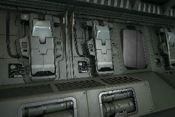 Halo environment