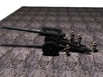 тяжёлая пушка звездоносцев