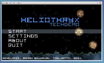 Heliothryx Techdemo - screenshot 1