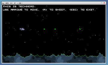 Heliothryx Techdemo - screenshot 2