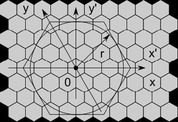 Решение задачи по выделению ячеек.
