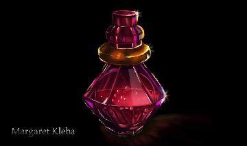 Vampire's potion