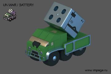 Uniwar / Battery