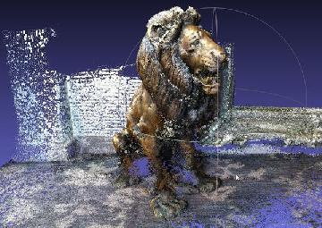 lion_meshlab