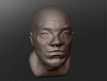 Sculptris sculpt 2