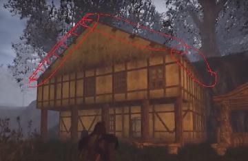 Наудрион неправильная крыша