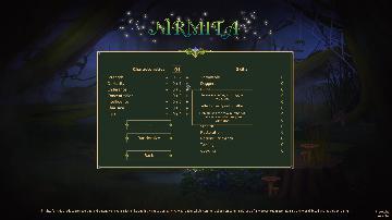 Nirmita Stats Characteristic