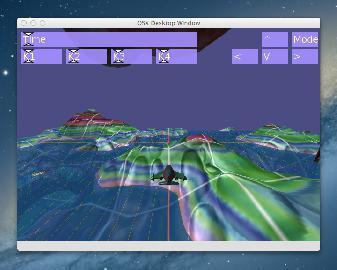 Plane on OSX with MSAA