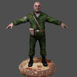 персонаж полковник(гаемдев ру)