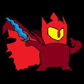 Прототип героя Красный рыцарь
