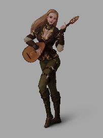 Певчая Лисица