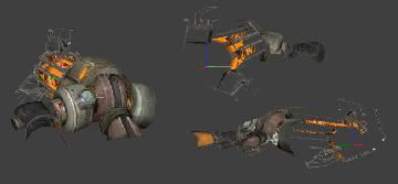 Гравипушка HL2