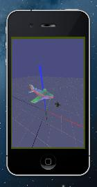Plane on iOS