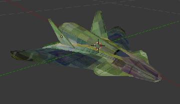 Dead Loop - новый самолетик (текстурированный v2)