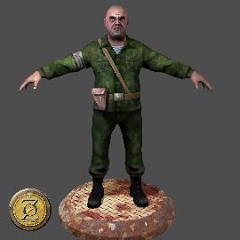 полковник для геймдева