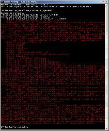 pyaudio installation error