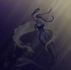 тетка и дракон