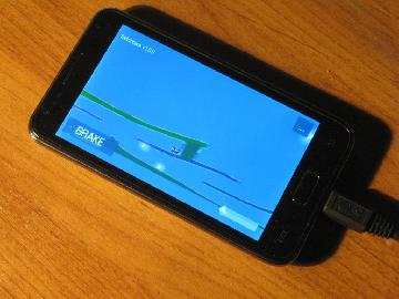 Switchback для Андроида, первая сборка