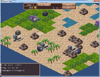 скриншот Traders&Tanks